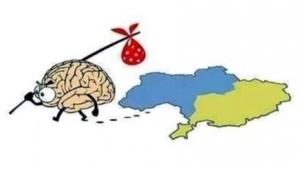 Мозг покинул Украину