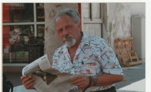 Поэту Леониду Ветштейну.