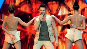 Вперёд Россия на конкурсе Евровиденья !