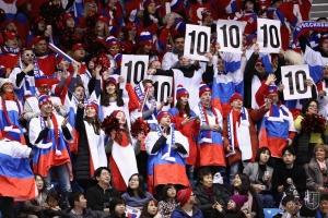 Российским олимпийцам