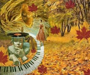 Сонная осень